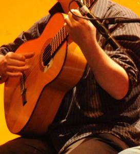 flamenco guitar - Escuela de Baile London