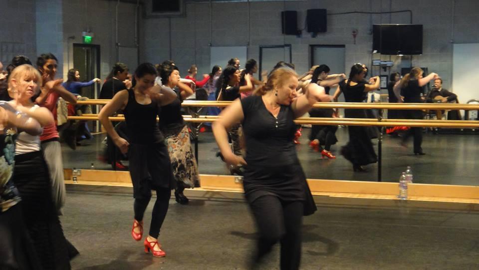 Escuela de Baile - flamenco classes in London