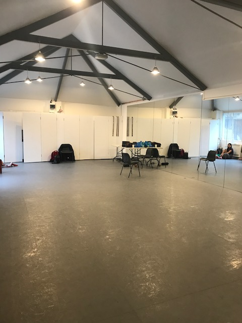 dance studio, flamenco studio, venue for hire in London