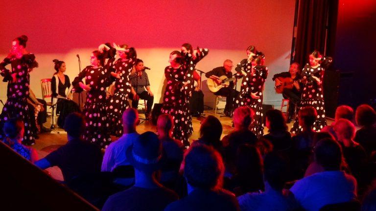 Flamenco Spectacular 2018 - London Flamenco - La Escuela de Baile