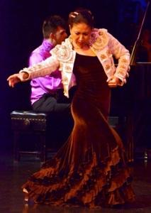 La Morenita Flamenca