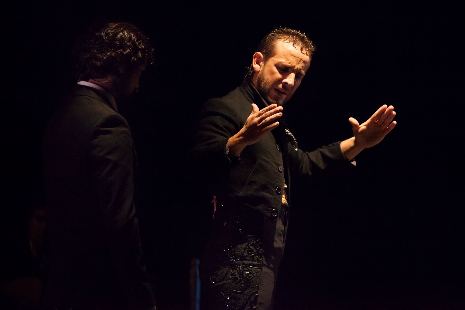 Manuel Liñán - Christmas Workshop 2018 - London Flamenco