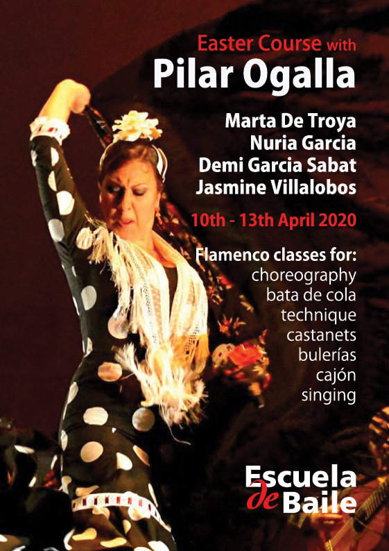 Easter Course 2020 - Escuela de Baile London