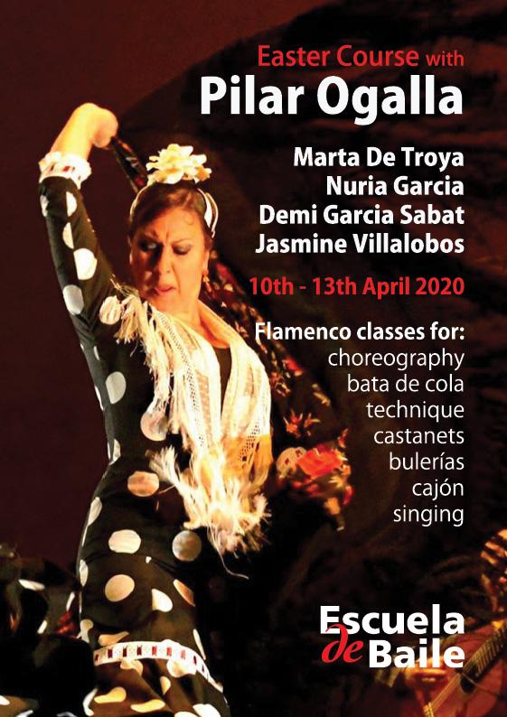 Easter Course 2020 - Escuela de Baile London